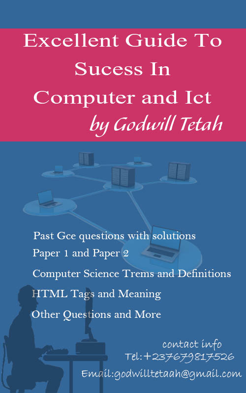 Excellent guide to success in computer science and ICT