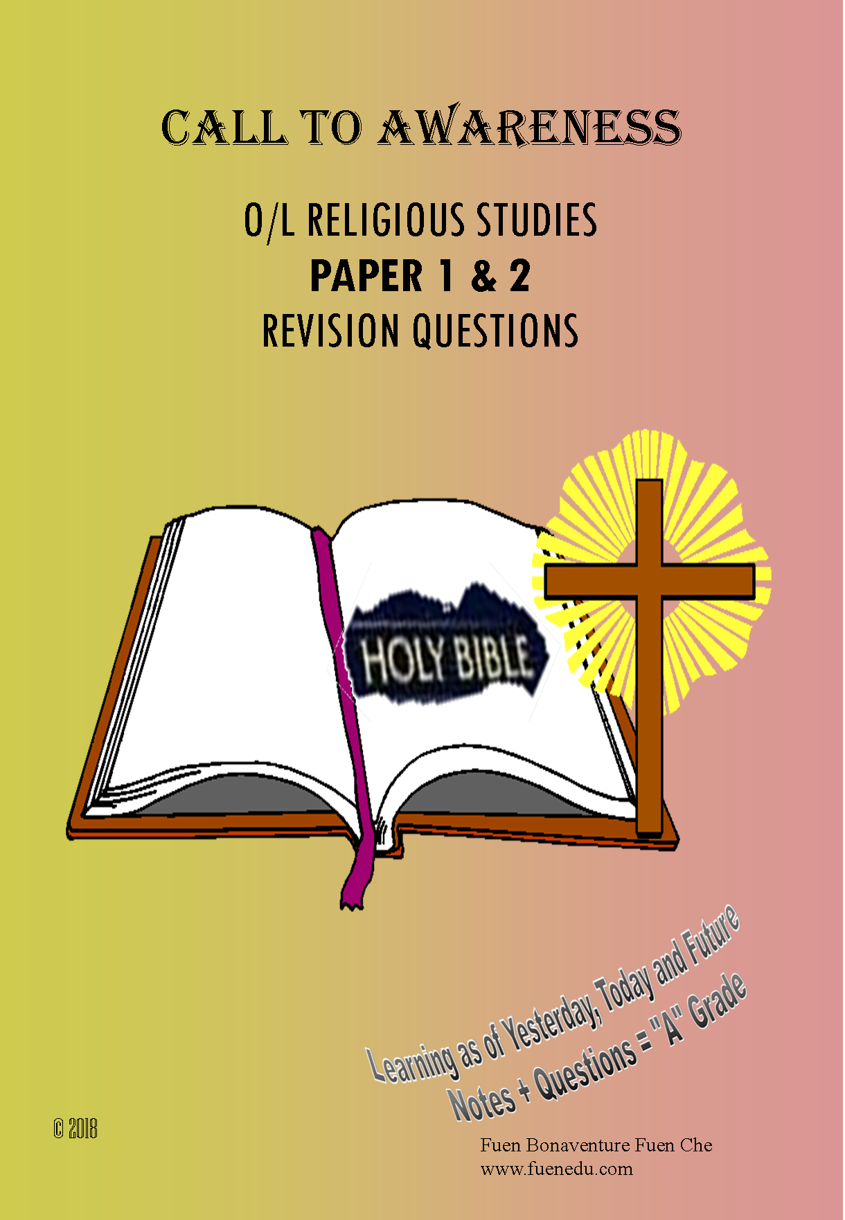Revision Questions for O/L Religious Studies.